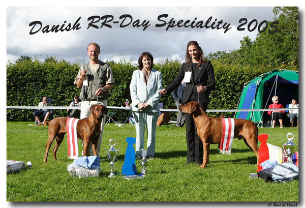 << PICTURES DANISH RR-DAY SPECIALITY 2005 &gt;&gt;